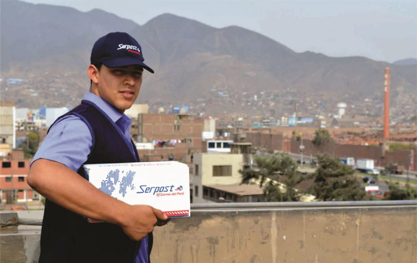 Sending Goods Home from Peru