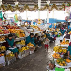 The Fascinating San Pedro Market in Cusco