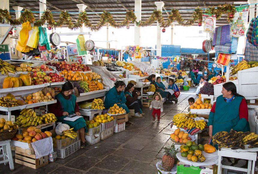 The Fascinating San Pedro Market in Cusco