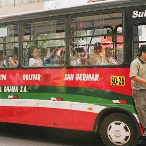 El Cobrador in the Peruvian Public Transportation System