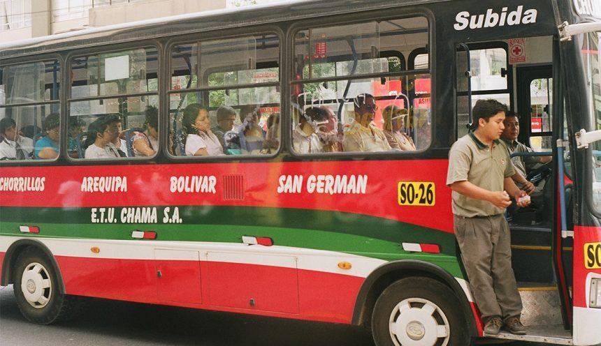 El Cobrador in the Peruvian Public Transportation System