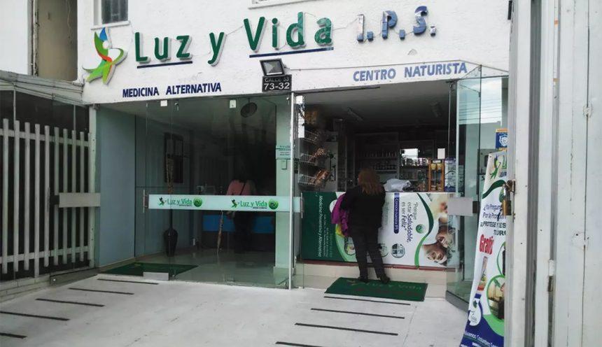 Where Can You Find Centro Naturista in Peru?