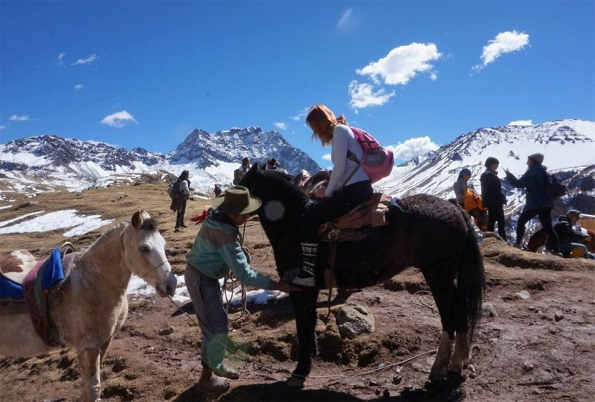 Horseback Riding Adventure in Cusco