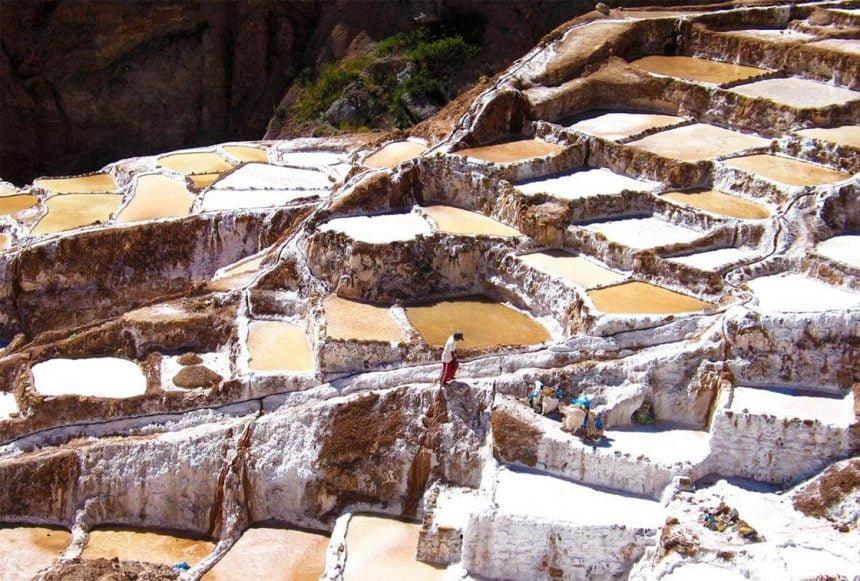 Bike to Maras and Salineras near Cusco
