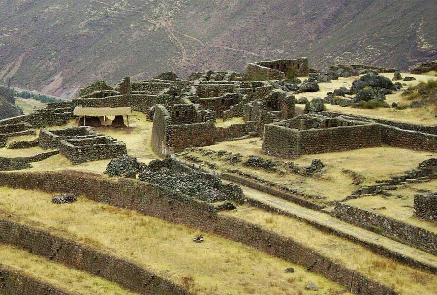 Cusco Region's Ancient Ruins of Pisac