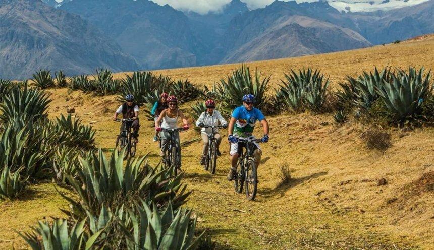 Bike to Moras and Moray, also Taste Quinoa!
