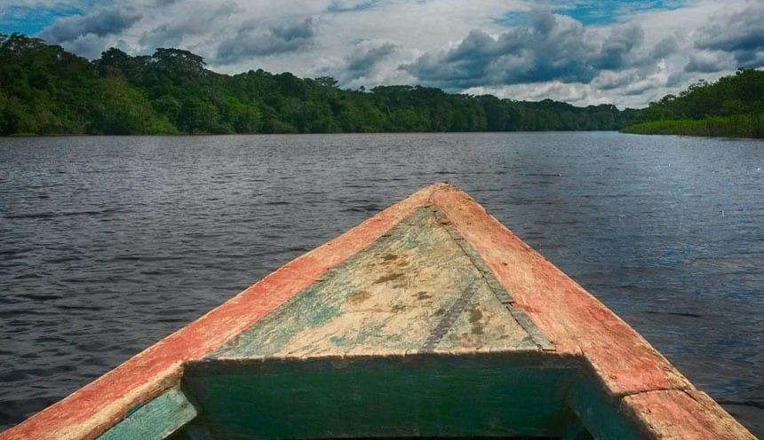 Tour Amazonas River Iquitos
