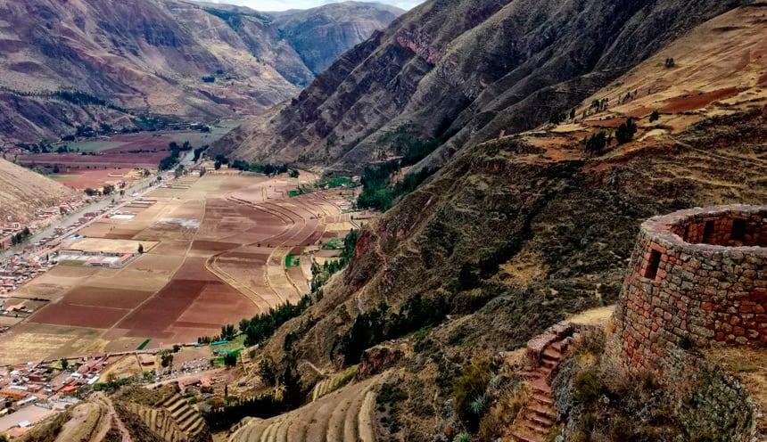 Through Lares and Patacancha to Machu Picchu