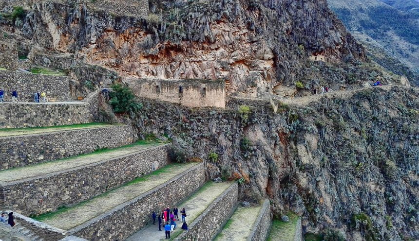 Ollantaytambo tours in Peru