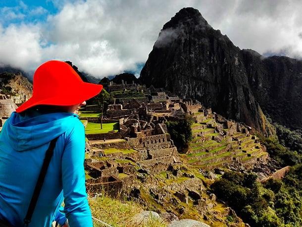 Herz des Inkareiches kombiniert mit Machu Picchu