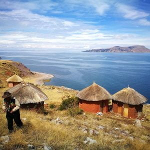 Unique Islands of Lake Titicaca