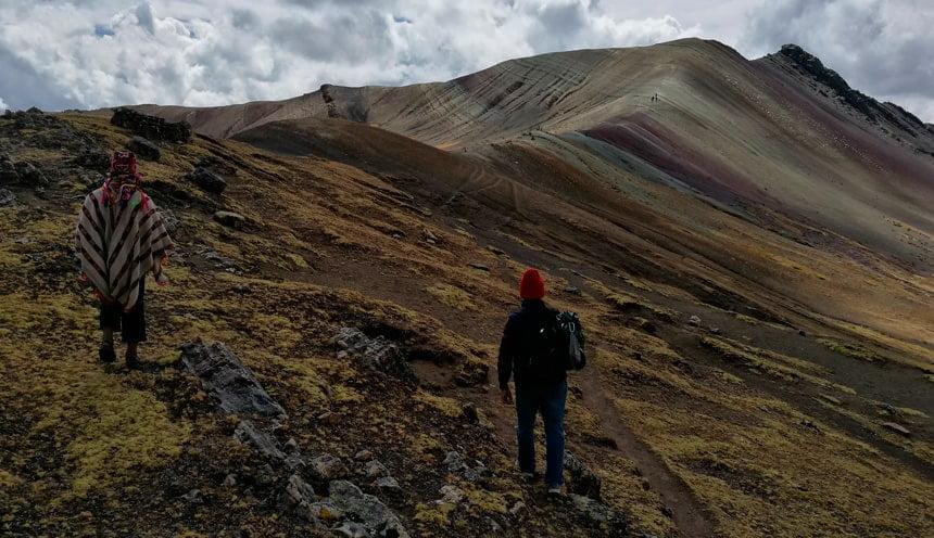 Palcoyo Peru