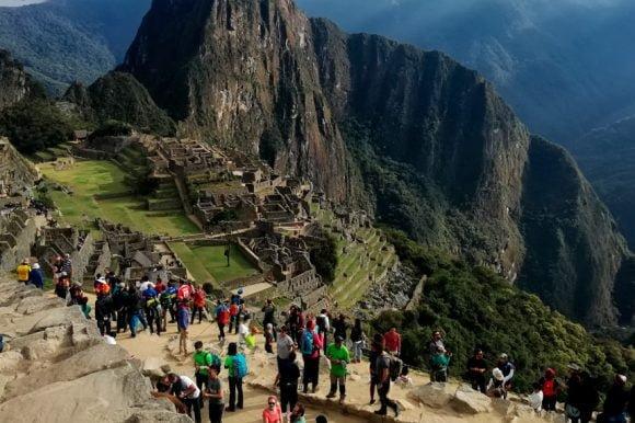 Machu Picchu Mountain Vs. Huayna Picchu in Peru