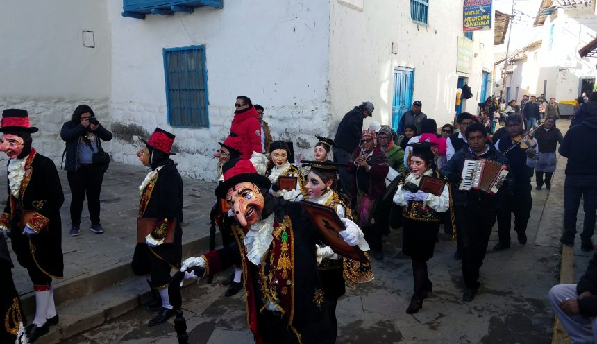7 Troupes You'll Meet at Festividad de la Virgen del Carmen, Paucartambo